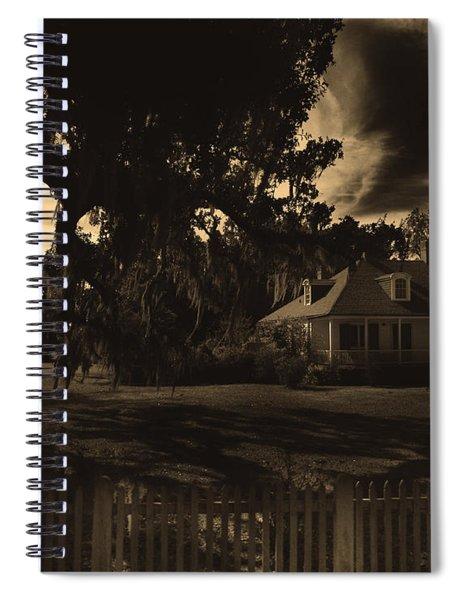 Plantation House  Spiral Notebook