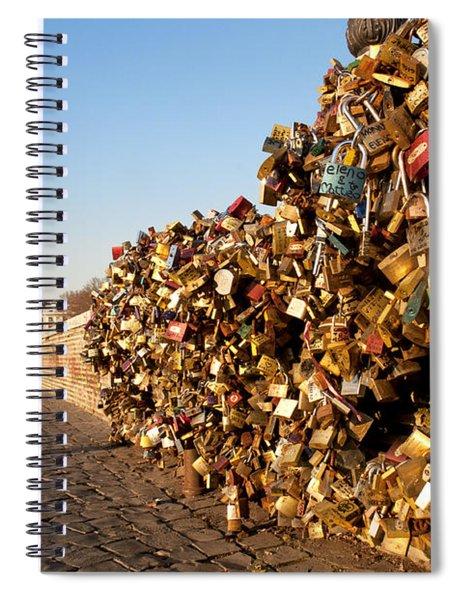 Ponte Milvio Spiral Notebook