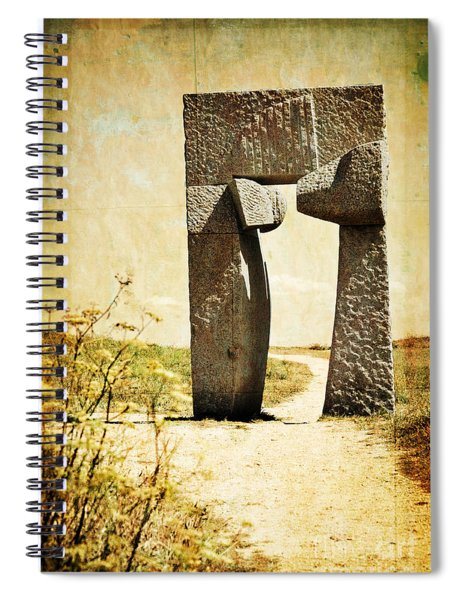 Portal - La Coruna Spiral Notebook