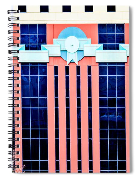 The Portland Building Spiral Notebook