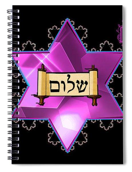 Prayers Spiral Notebook