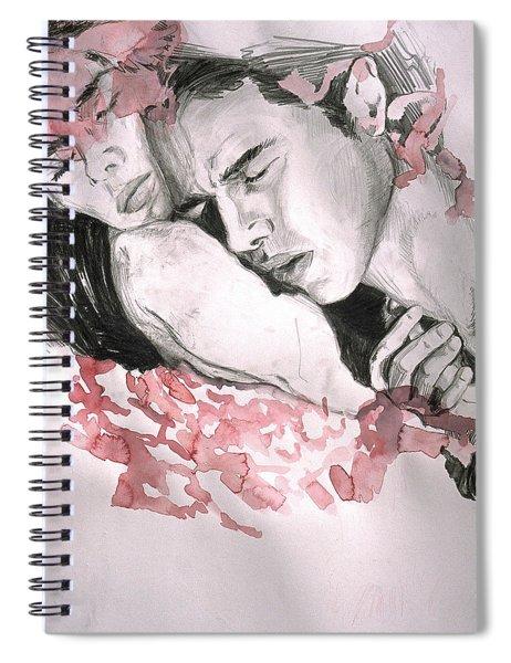 Prodigal Lover Spiral Notebook