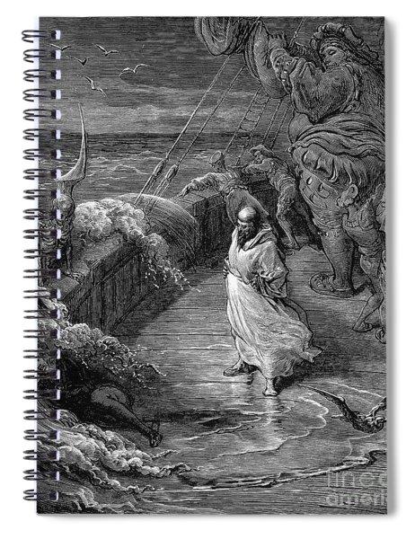 Pantagruel Spiral Notebook