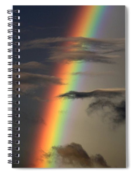 Rainbow Islands Spiral Notebook