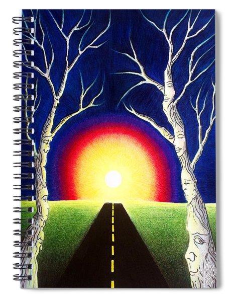 Recurring Dream Spiral Notebook