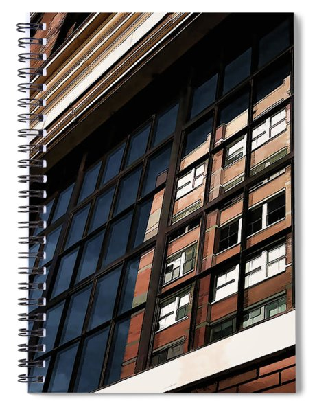Reflection 1409 Spiral Notebook