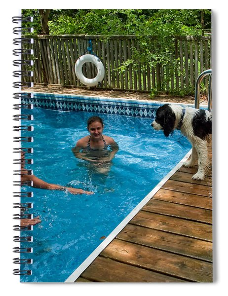 Reluctant Student Spiral Notebook