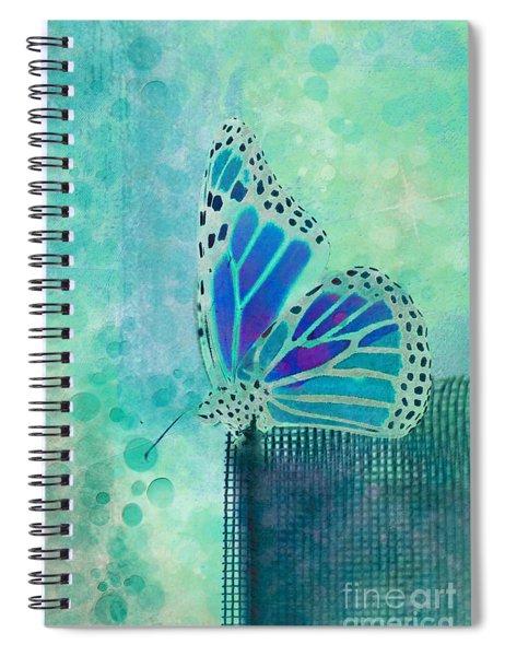 Reve De Papillon - S02b Spiral Notebook