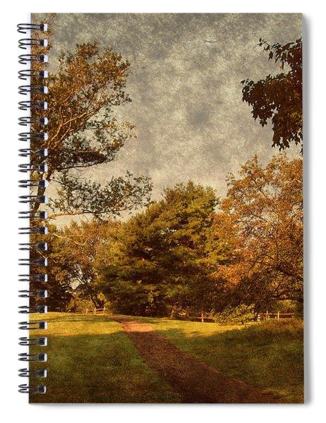 Ridge Walk - Holmdel Park Spiral Notebook