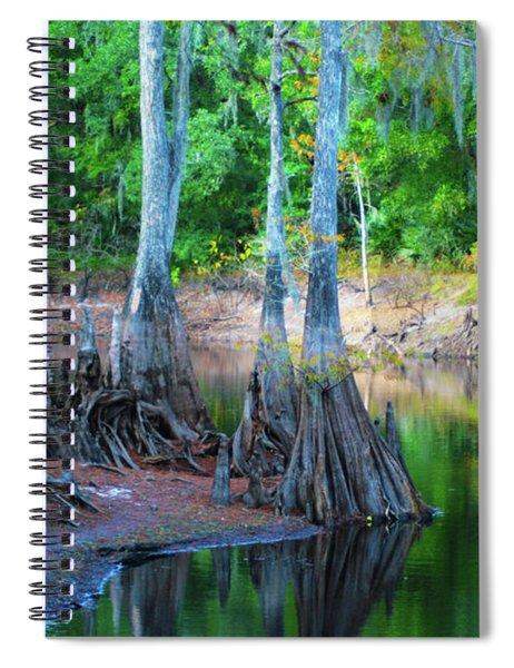 Riverside Spiral Notebook