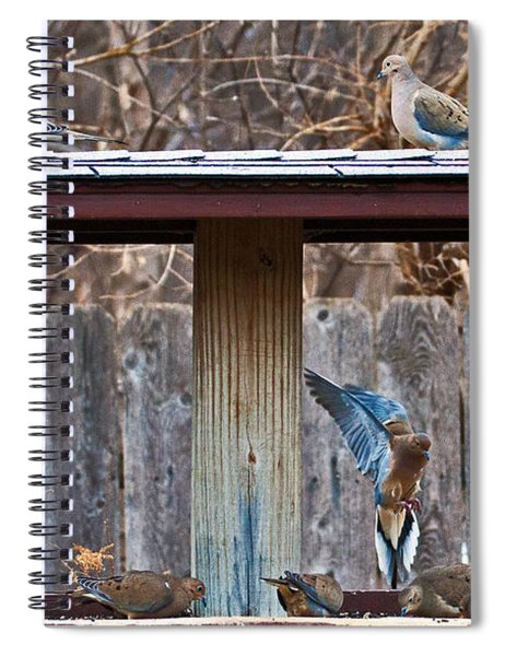 Room For One More Spiral Notebook