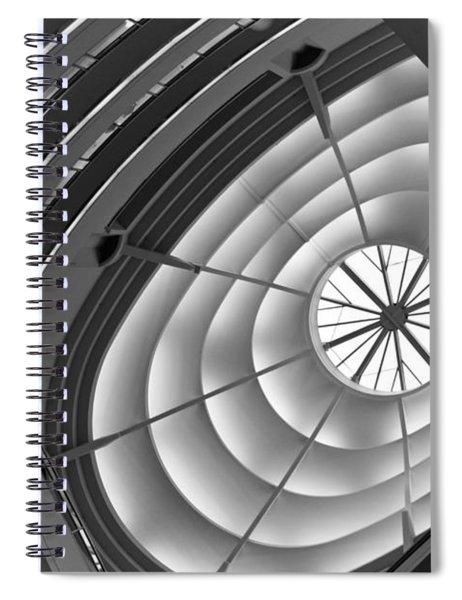 San Francisco Architecture Spiral Notebook