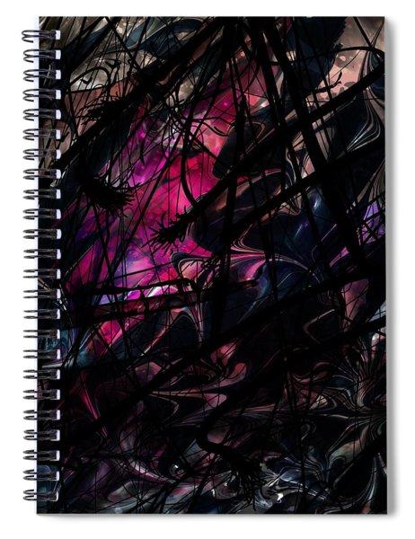 Sea Monster Spiral Notebook