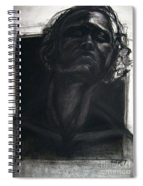 Self Portrait 2008 Spiral Notebook