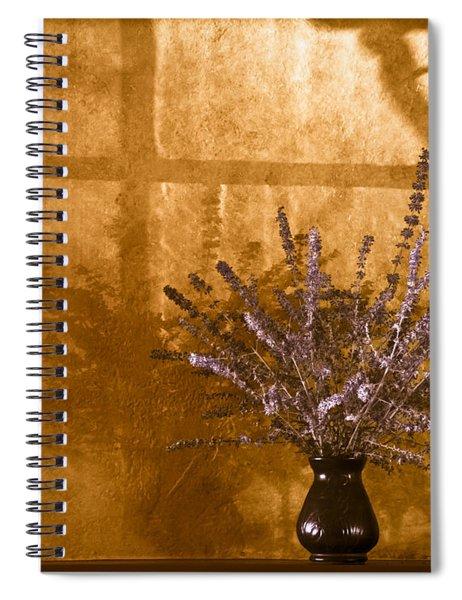 Shadow Sage Spiral Notebook