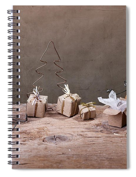 Simple Things - Christmas 05 Spiral Notebook