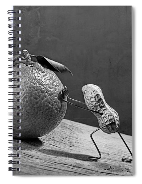 Simple Things - Sisyphos 02 Spiral Notebook