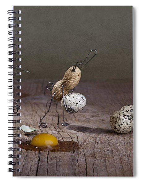 Simple Things Easter 04 Spiral Notebook