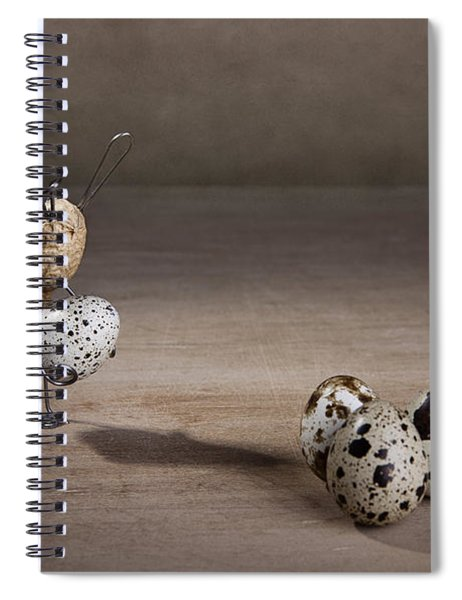 Simple Things Easter 08 Spiral Notebook