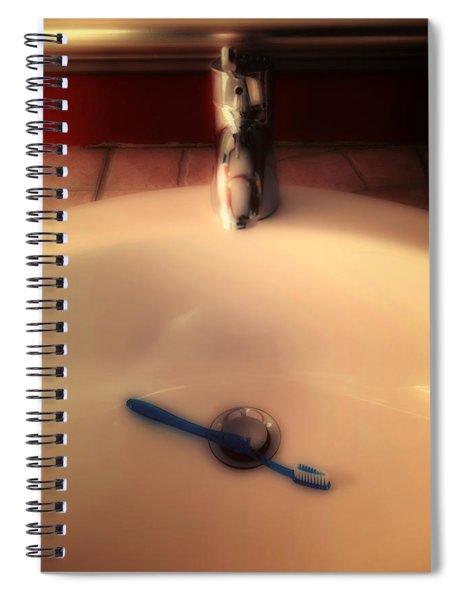 Sink Spiral Notebook