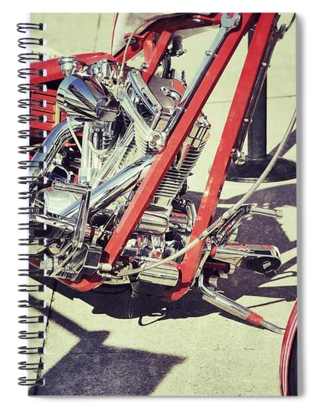 Snap On Spiral Notebook