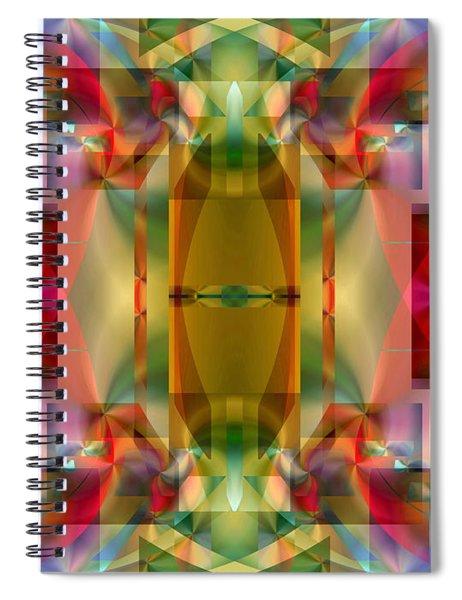 Soul Sanctuary 2 Spiral Notebook