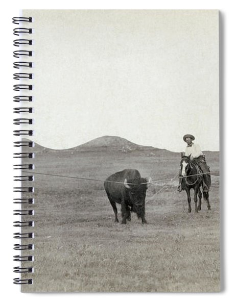 South Dakota: Cowboys Spiral Notebook