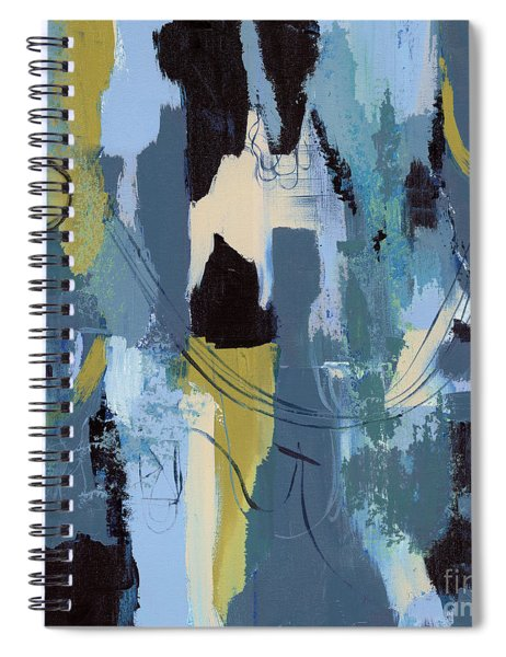 Spa Abstract 1 Spiral Notebook