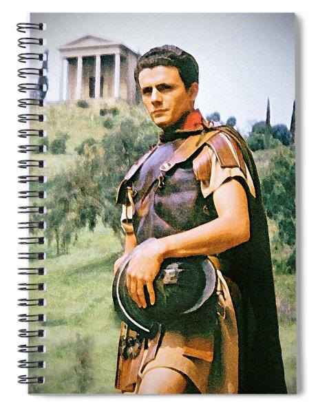 Spartacus Spiral Notebook