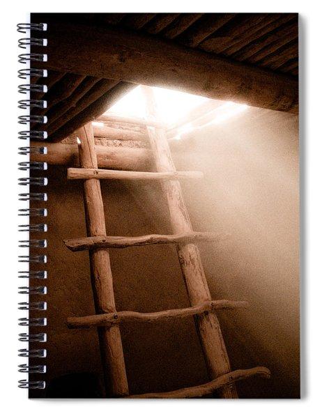 Spirit Ladder Spiral Notebook