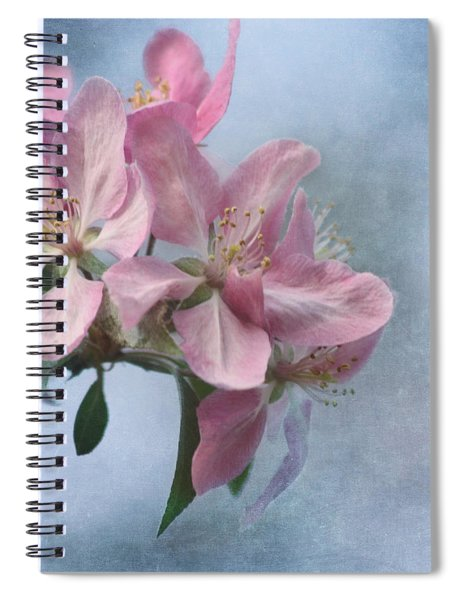 Spring Blossoms For The Cure Spiral Notebook