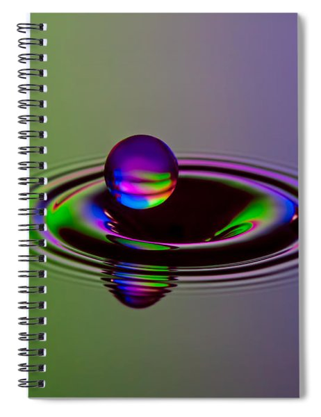 Staying Afloat Spiral Notebook