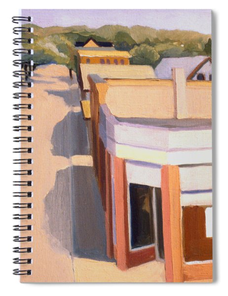 Stoneham Square Three 1979 Spiral Notebook
