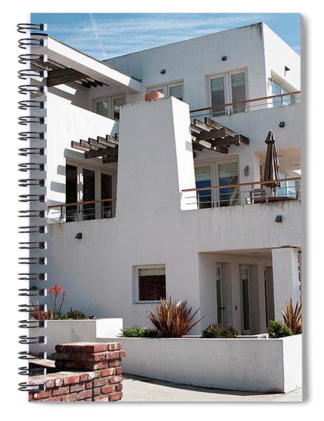 Strand Architecture Manhattan Beach Spiral Notebook