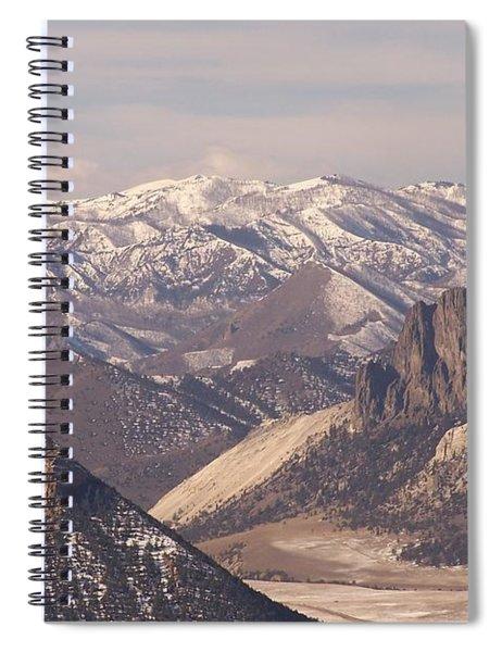 Sunlight Splendor Spiral Notebook