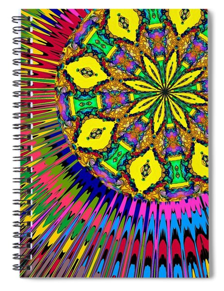 Sunshine Dreams Spiral Notebook