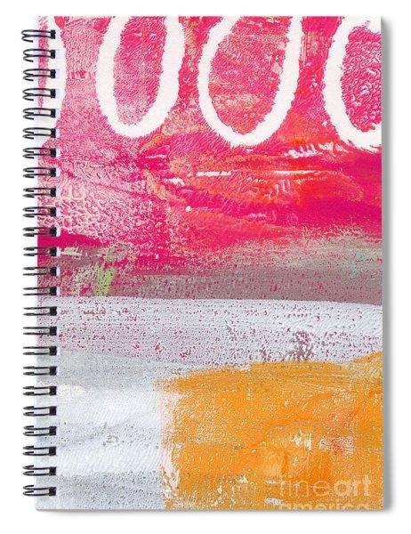 Sweet Summer Day Spiral Notebook