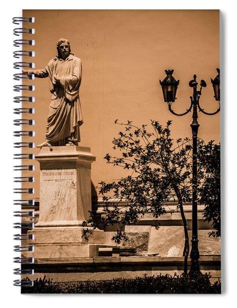 Athens, Greece - Swinger Spiral Notebook
