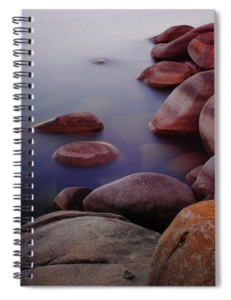 Tahoe Calm Spiral Notebook