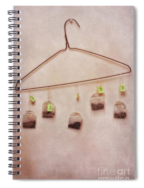 Tea Bags Spiral Notebook
