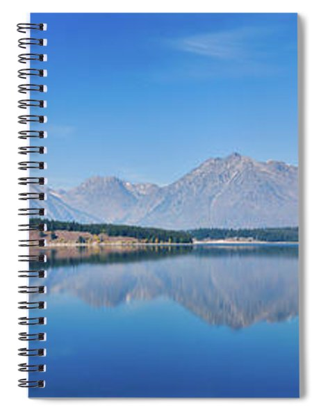 Teton Reflections Spiral Notebook