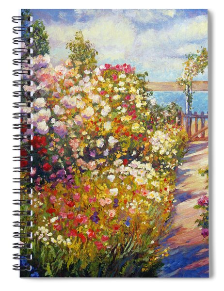The Artists Dream Fantasy Spiral Notebook