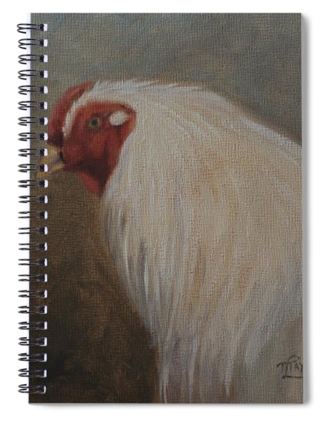 The Colonel Spiral Notebook