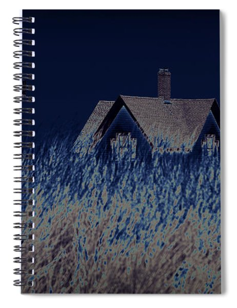 The Darkness Before The Dawn Spiral Notebook