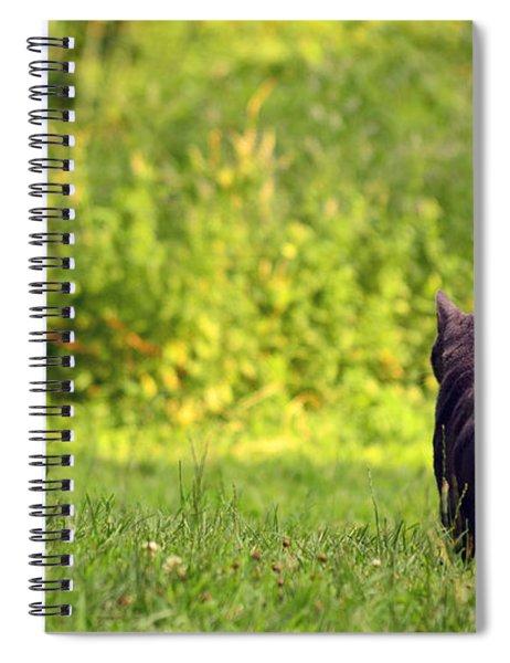 The Deer Hunter Spiral Notebook