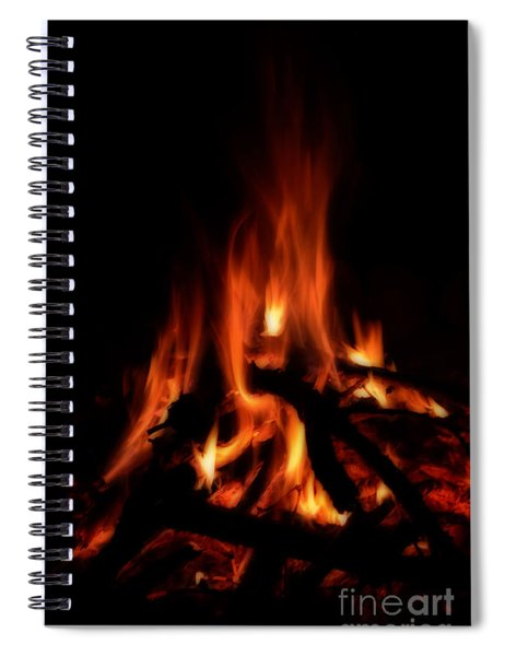 The Fire Spiral Notebook