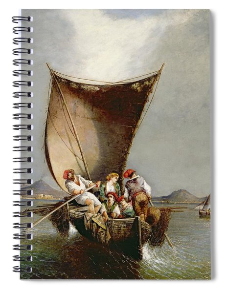 The Fisherman's Family Spiral Notebook