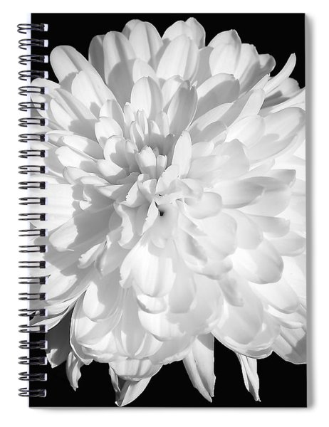 The Flower Of Hope Spiral Notebook
