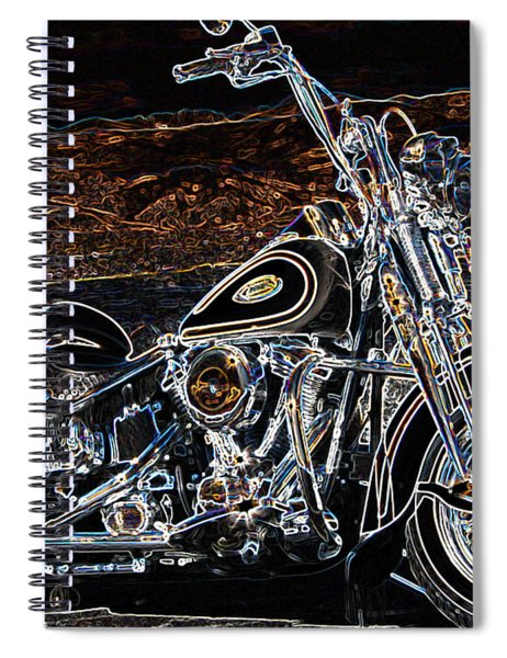 The Great American Getaway Spiral Notebook