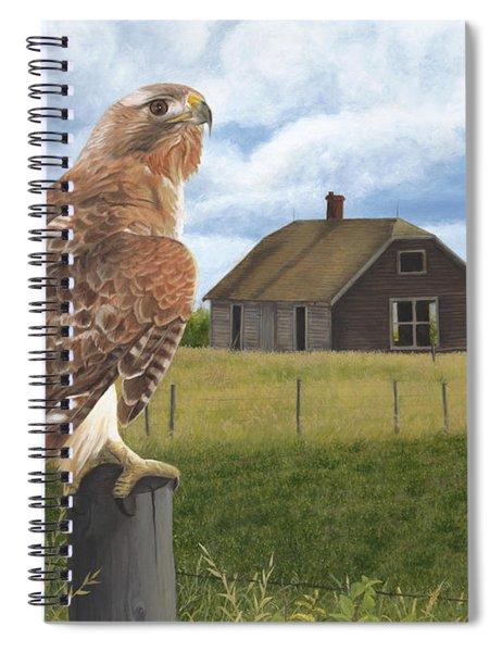 The Grounds Keeper Spiral Notebook